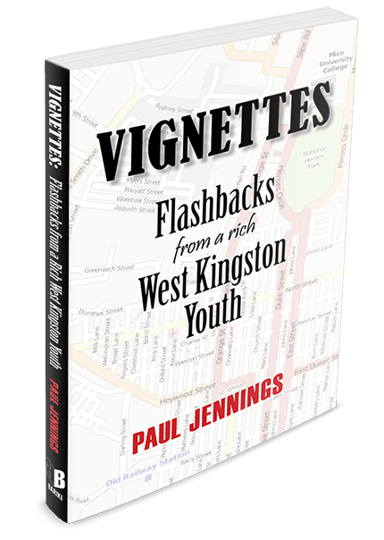 vignettes flashbacks from rich West Kingston Youth