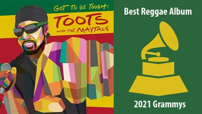 Toots and Maytals win Grammy 2021
